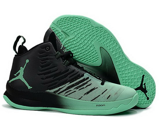 Air Jordan Super Fly V Black Jade Best Price